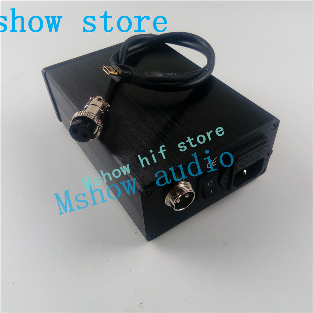 Mshow HIFI AUDIO linear power supply LPS output DC 5V FOR Raspberry pi 3 + Micro USB DC cable & 15VA OR 25VA FREE SHIPPING