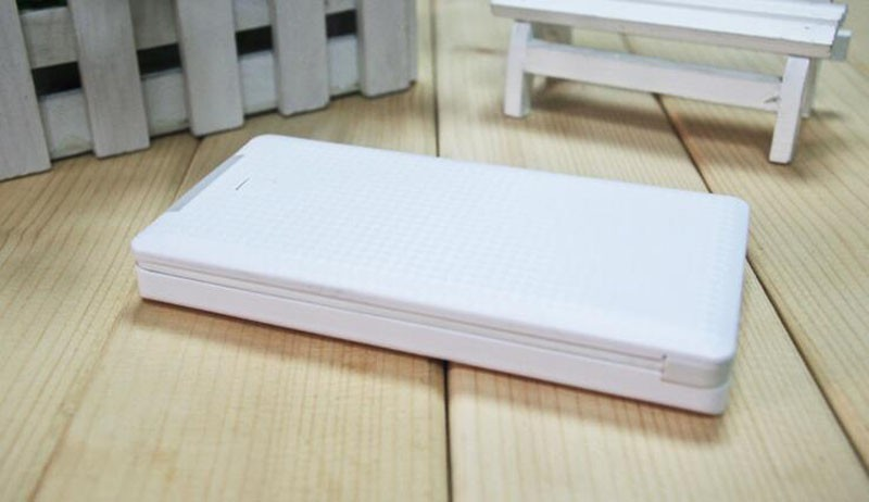 power bank 10000 mah with inbuilt cable and connectors 8