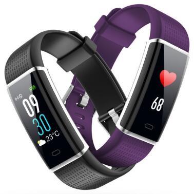 где купить New Smart Bracelet ID130C Heart Rate watches Smart Wristband Smart band Fitness Tracker reloj PK mi band 3 Pk Xiaomi mi band 3 по лучшей цене