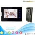 . V70T2-F 1V1 XSL Производитель Горячей Продажи 7 Дюймовый Сенсорный Ключ Видео Домофон и Домофон Для Квартиры Дома безопасности