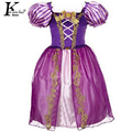 New Cinderella Girls Dress Children Clothing Snow White Princess Dresses For Girls Baby Party Clothes Costume For Kids Vestidos