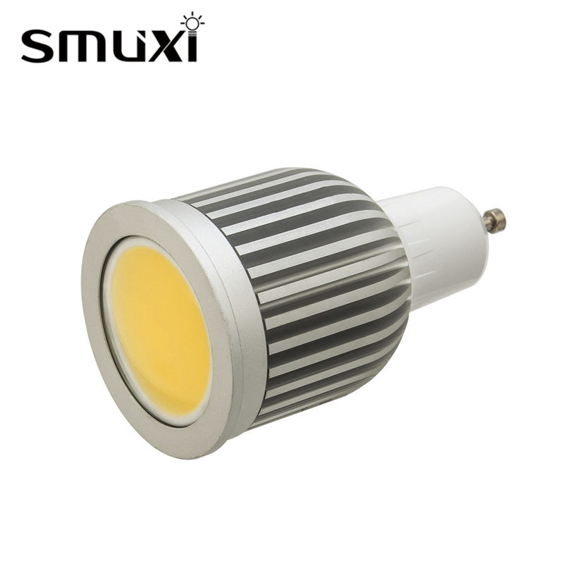 Smuxi Aluminum Spotlight Bulb 3W 5W 7W GU10 COB LED Corn Bulb Candle Light LED Lamp Indoor Decor Lighting Lampada AC85-265V sute arrivals warm winter baseball cap men brand snapback solid bone baseball mens winter hats casual hat adjuatable brand