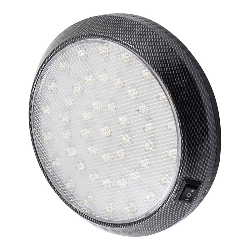 Car LED Dome Light Interior Ceiling Lamp for 12V Camper Motor Home Boat Trailer RV Lights-in RV Parts & Accessories from Automobiles & Motorcycles