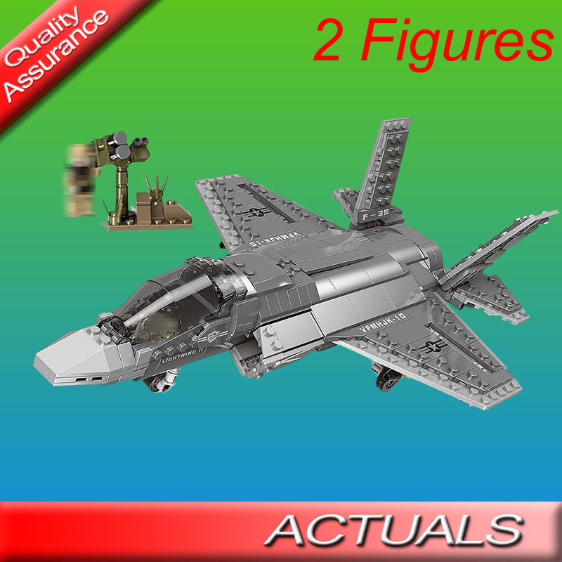 Blocks Professional Sale Xb06021-06026 Moc Military Series A10 Fighter Building Blocks Model With Figures Helicopter Tank Compatible Legoinglys Kids Toys Sales Of Quality Assurance