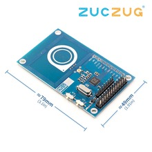 PN532 NFC точный RFID IC модуль считывания карт 13,56 МГц для Arduino Raspberry PI