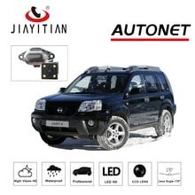 JiaYiTian заднего вида Камера для Nissan X-Trail, PDF 2001 ~ 2006 T30 резервного копирования Камера/CCD Ночное видение/ обратный номерных знаков Камера