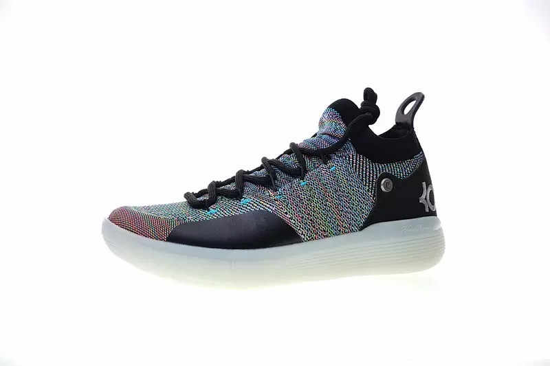 29cb314109bb ... 2019 New KD 11 EP Paranoid Oreo ICE Basketball Shoes Original Kevin  Durant XI KD11 Mens ...