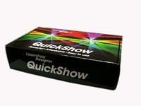 Alta Calidad Buen Precio Original Qucikshow Diseñador Pangolin Software USB Para Sistema de Espectáculo de Láser de Luz Láser