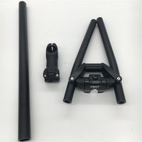 Бесступенчатая Складная ручка для крутого электрического скутера UBGO