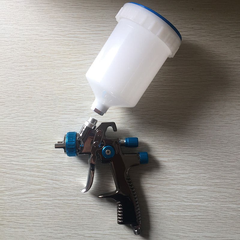 SAT1173 high quality paint spray gun tools car painting spray gun air sprayer machine pneumatic