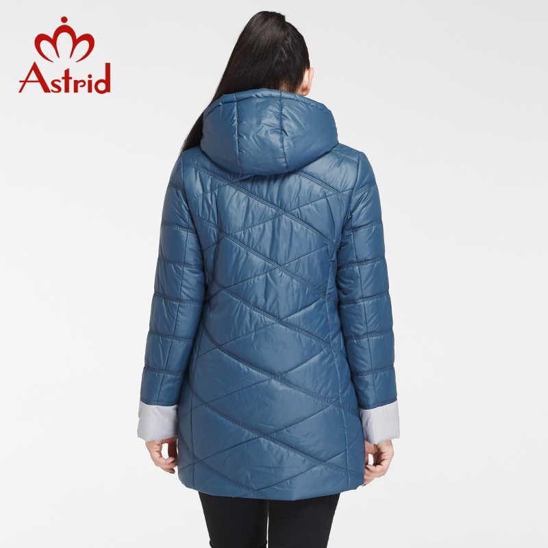 Astrid Winter Vrouw Jas down parka Professionele Plus Size Merk Lente Vrouwen Jas Grote Maat Winter Jassen Grote Maat AM -2682