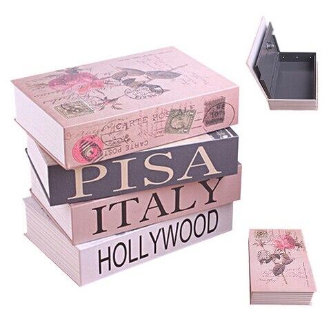 Dictionary secret book secret security money hidden safe for Secret piggy bank