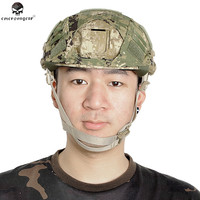11 Patterns Tactical Helmet Cover For Ops Core Fast Ballistic Cycling Outdoor Sports CS Paintball Hunting