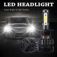 2X 80W 8000LM Car LED Headlight H7 H4 H11 H1 9006 HB4 H8 9005 HB3 H13
