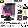 2016 Novo 4 K câmera de Ação Wi-fi Ultra HD 1080 P/60fps 2.0 LCD Helmet Cam ir câmera à prova d' água pro estilo Original H9R 170D/H9