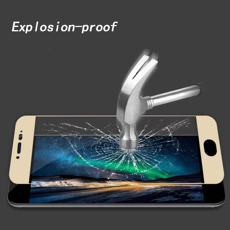 For Xiaomi Mi Max2 Tempered Glass For Xiomi Mi max 2 Mimax2 Screen Protector glass film 9H 2.5D