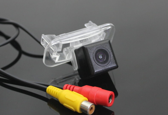 CCD Car Rear Camera for Mercedes Benz B200 2010 2011 A160 2011 Auto Backup Reversing Review Park kit Night Vision Free shipping