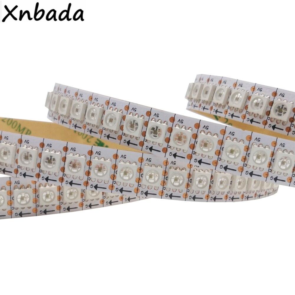Tiras de Led 30/60/144 leds/pixels/m ip30/ip65/ip67 dc5v de Ocasião : Sala de Estar