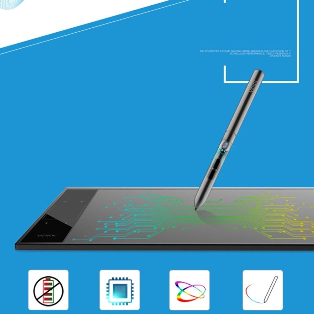VEIKKA30 LCD graphique dessin tablette planche à dessin tablette Passive numérique avec stylo sans charge Ultra-mince jouet éducatif
