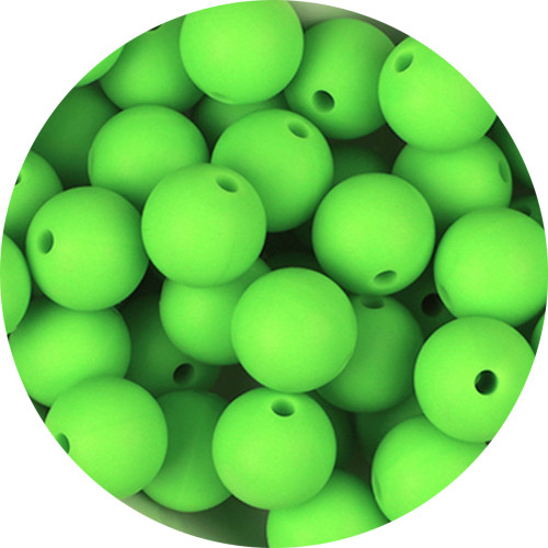 BOBO.BOX 300pcs/lot 12mm Silicone Beads Food Grade Perle Silicone Rodents Dentition For DIY Baby Silicone Teething Beads Necklac