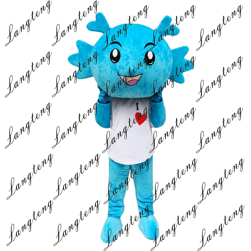 2017 New Dragon Mascot Costumes Cosplay Real Photo Free Shipping