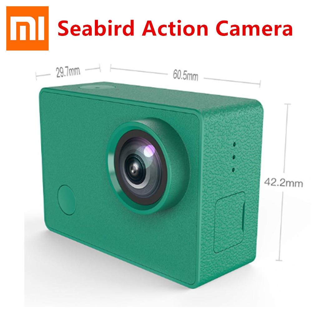 Caméra de sport d'origine Xiaomi Seabird 4 K 12MP 4 k/30FPS 2.0