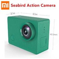 Original Xiaomi Seabird 4K Sports Camera 12MP 4k/30FPS 2.0 IPS HD Touch Screen 145 Degree Wide Angle Wifi Xiaomi Action Camera