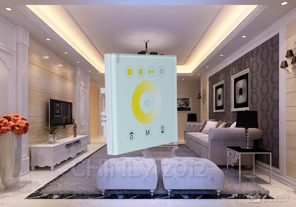 Fai da te casa di illuminazione temperatura di colore led