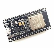 10PCS Official DOIT ESP32 Development Board WiFi+Bluetooth Ultra-Low Power Consumption Dual Core ESP-32S ESP 32 Similar ESP8266