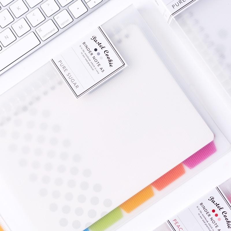 Closeout DealsBinder Note-Book Diary School-Supplies Loose Leaf JIANWU Office Japan KOKUYO Inner-Core