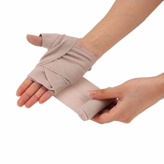 Wrap mit 2 Haken Selbstklebende Hand Unterstützt Sport Medizinische ...