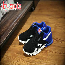 2017 New Men shoes Neutral casual shoes Spring Autumn Mens Trainers Breathable Flats Walking Shoes Hombre