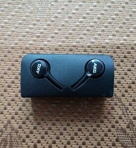 Image 5 - Samsung AKG écouteurs IG955 vente en gros 5 10 20 50 pièces 3.5mm dans loreille avec micro fil casque pour Galaxy samsung S10 s9 S8 S7 S6 S5