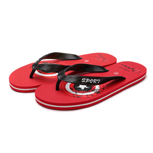 2017 Summer Fashion Flip Flops Men's  Sandals,Flat  Beach Slippers For Male Free Shipping