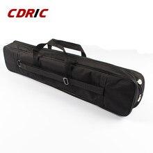 Novo estilo de alta qualidade tiro com arco recurvo caso portador capa armazenamento saco mão caça tiro