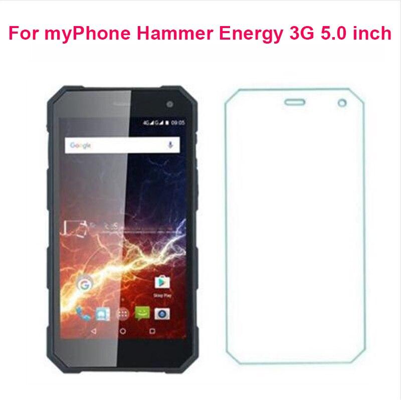 For MyPhone Hammer Energy Glass Tempered Glass For MyPhone Hammer Energy 5.0