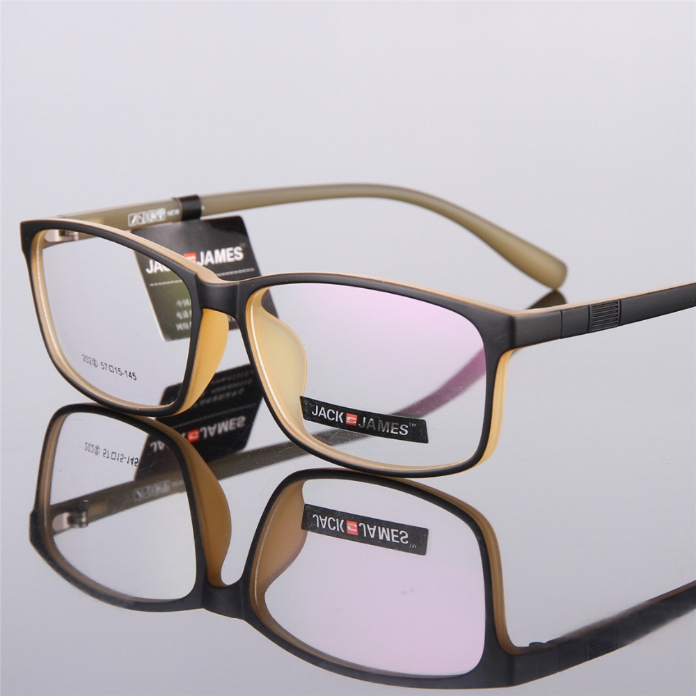 Image 3 - The new high end glasses 202 men and women retro large framed glasses TR90 glasses frame prescription glasses framesprescription glassesprescription glasses framesglasses tr90 -