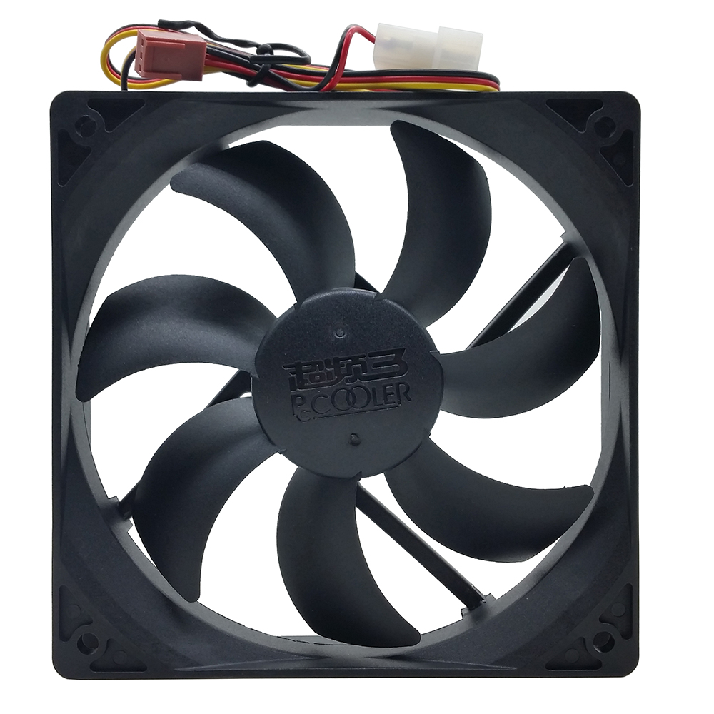 80mm 8cm 12V Sleeve Bearing Quite Cooling Fan for Computer Case ATX