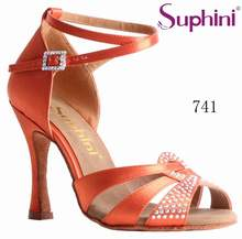 Free Shipping Suphini Classic Straps Salsa Dance Shoes Professional Latin Dance Shoes zapatos de baile de salsa