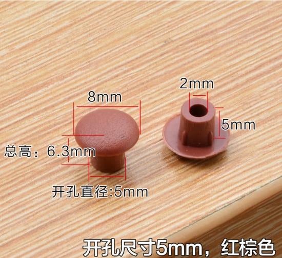 Furniture Accessories Hole Plug Protective Cover Cap Plastic Cap 08