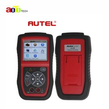 Autel Autolink AL439 OBDII Electrical Test Tool Auto MultiMeter AVOMeter Scanner Color Screen Diagnostic Engine Code Scanner