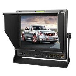 ليليبوت 9.7 969A/S الجيل الثالث 3G HD SDI رصد IPS لوحة LED جهاز المراقبة الميدانية SDI HDMI YPbPr AV ذروة ل BMCC