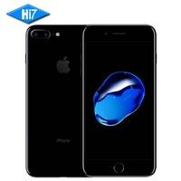 Новые оригинальные Apple iPhone 7 Plus смартфон 3 ГБ Оперативная память 128 ГБ Встроенная память quad core отпечатков пальцев 12.0mp Камера IOS 10 Мобильный тел