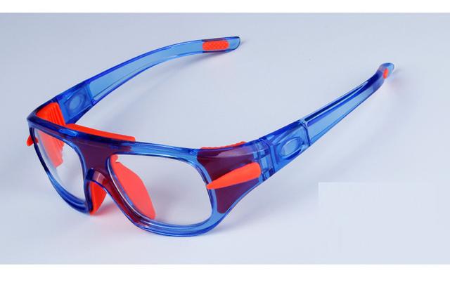 Multi-papel Profissional de Basquete óculos óculos Esportes Futebol jogo lente óptica para miopia nearsighted óculos Óculos de armação de olho