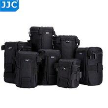 JJC нейлон Deluxe случае Водонепроницаемость Защитная линза сумка для sony A5000/a5100/a6000/Canon 1300d/Nikon D7200/P900/D5300 DSLR