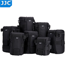 JJC funda lente de cámara DSLR de nailon para Sony A5000, a5100, a6000, Canon, 1300D, Nikon, D7200, P900, D5300, bolsa protectora para cámara