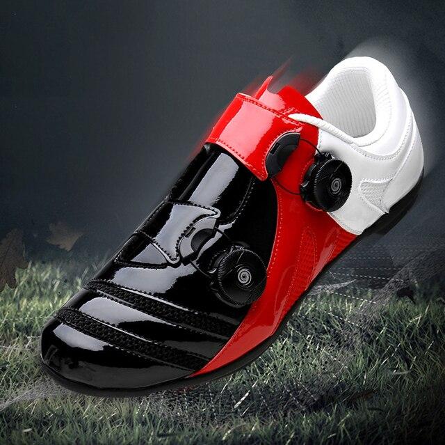 פנאי MTB כביש אופני נעלי גברים נשים נעלי רכיבה לא נעילת רכיבה על אופניים נעל mtb גומי סוליות ספורט נעלי Sapatilha Mtb ciclismo