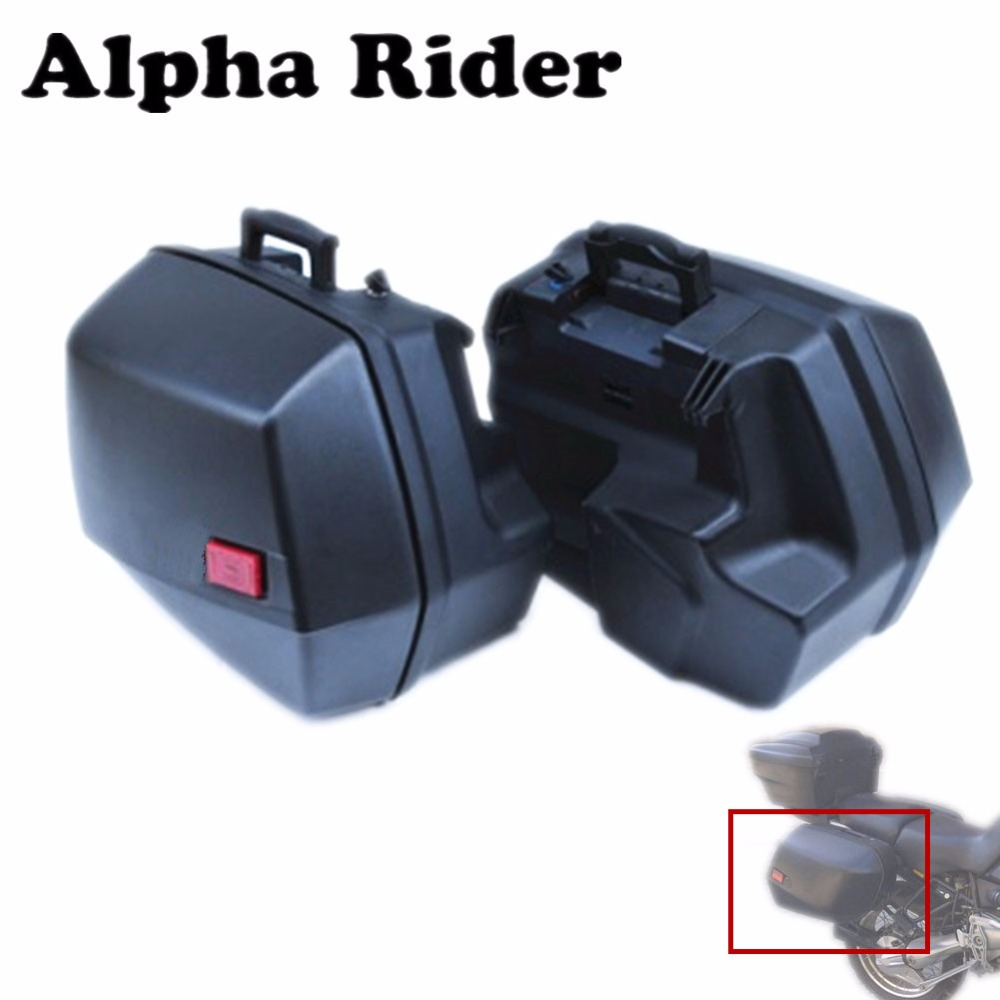 motorcycle saddlebag trunk tool luggage saddle bags side case boxes for bmw r1150rt r 1150 rt [ 1000 x 1000 Pixel ]