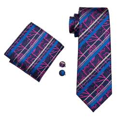 DiBanGu бренд Для мужчин s завязками Модные мужские галстуки Hombre Gravata жаккард 8 см тонкий галстук Бизнес красные, синие галстук для Для мужчин