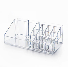 1pc Multi-layer optional Rack Acrylic Clear Nail Polish Cosmetic Varnish Display Stand Holder Manicure Tool Organizer Storage 1 pcs 6 tiers removable nail polish shelf acrylic clear cosmetic varnish display stand rack holder women makeup organizer case